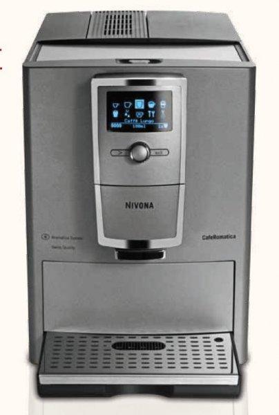 Nivona Kávovar CafeRomantica 845