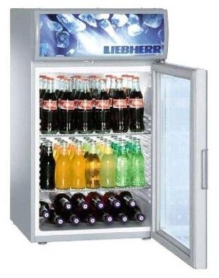 Lednice Liebherr podpultová BCDv 1003