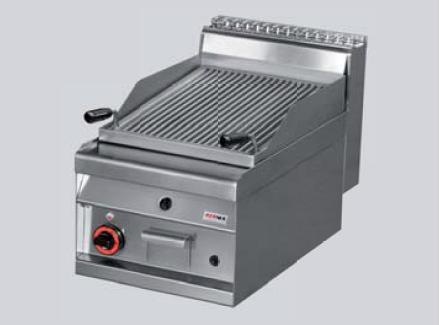 REDFOX Plynový lávový gril CW 4 G
