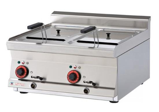RM Gastro elektrická fritéza F2/10T - 66 EM