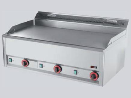 REDFOX grilovací deska hladká GDHL 99 ET
