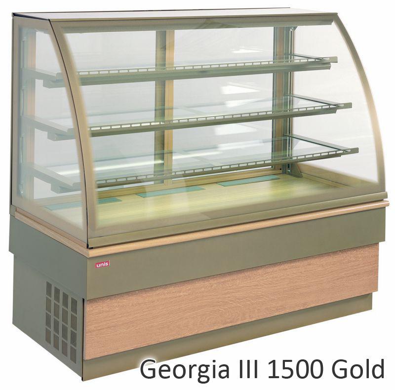 UNIS GEORGIA III 1500 chladící vitrína