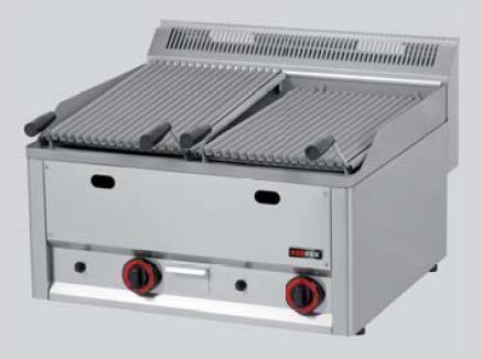 REDFOX lávový gril S GLSL 66 G