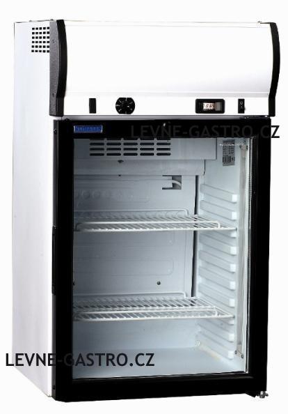 Klimasan prosklená lednice S 88 SC