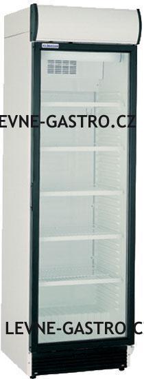 Klimasan Prosklená lednice D 372 SCM4C