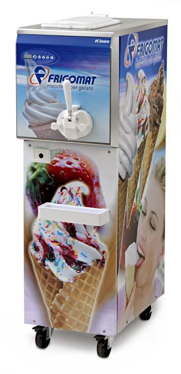 Frigomat Výrobník točené zmrzliny KLASS 201P