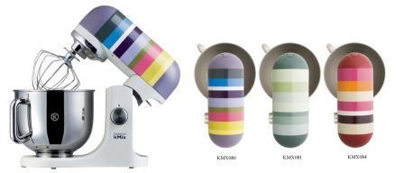 Kuchyňský robot Kenwood kMix stripes