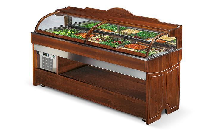 Enofrigo Chladící salátový bar MAMBO 1400 PRF