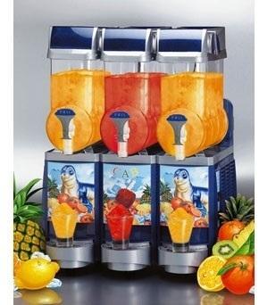 CAB NEW FAST COLD 3 Výrobník a vířič chlazených nápojů