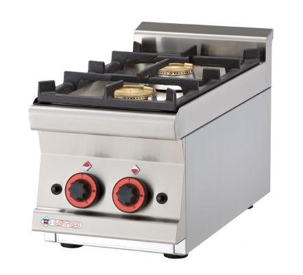 RM Gastro stolní plynový sporák PCT - 63 G