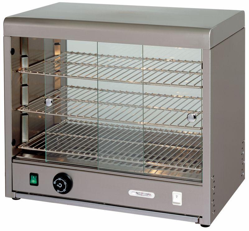 UNIS FOOD & PIE Warmer teplá stolní vitrínka