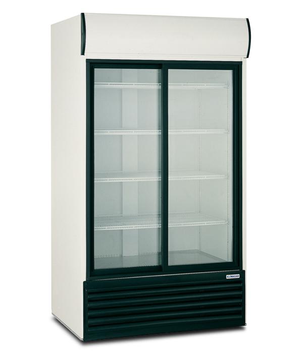 Klimasan prosklená lednice S 1000 SC DD
