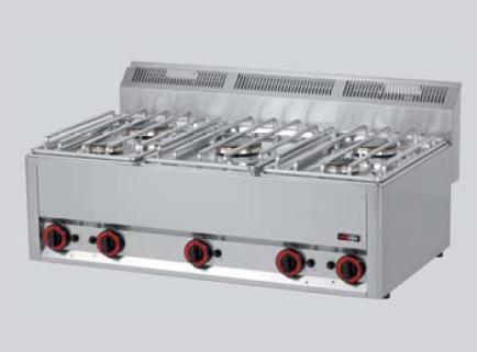 REDFOX plynový sporák SPL 99 5G