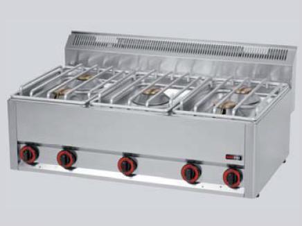 REDFOX plynový sporák SPSL 99 5G