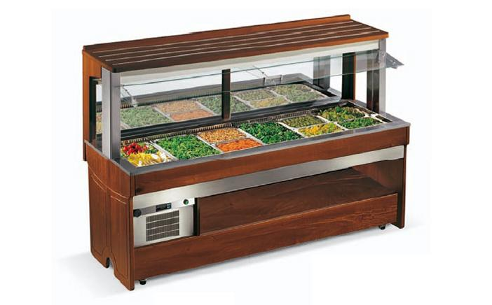 Enofrigo Chladící salátový bar TANGO WALL 1000 RF