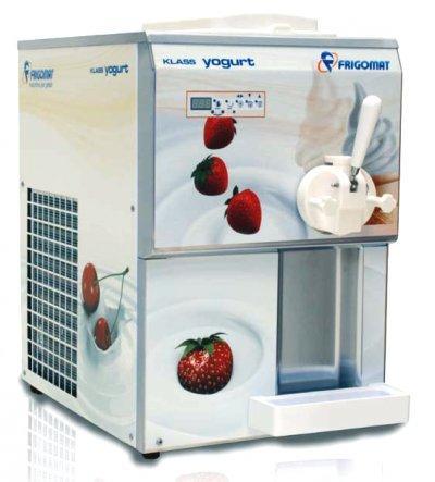 Frigomat Výrobník točené zmrzliny KLASS YOGHURT P