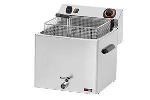 REDFOX Fritéza elektrická 11 l třífázová; FE 10 T