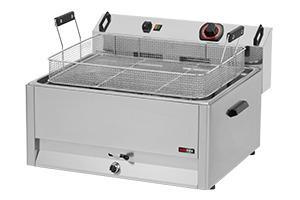 REDFOX Fritéza elektrická 30 l třífázová; FE 60 T