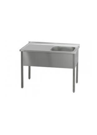 REDFOX Stůl pracovní jednodřez MSJOL 140x60x90