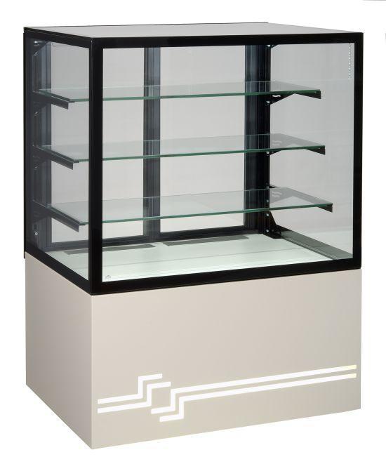 UNIS CUBE 100 vitrína pro zákusky