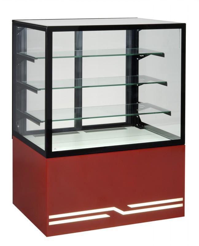 UNIS CUBE 150 vitrína pro zákusky