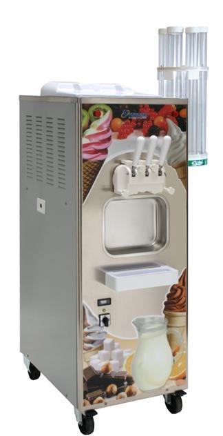 Frigomat Výrobník točené zmrzliny KE 3G