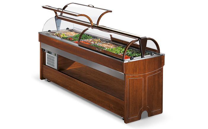 Enofrigo Chladící salátový bar BOLERO 1000 RF