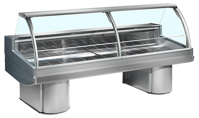 Zoin Chladící vitrína BUFFALO statická/ventilovaná