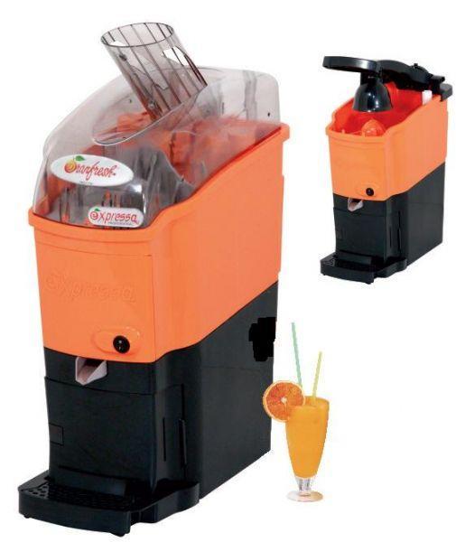 Expressa Lis na citrusy automatický CLASSIC chrom