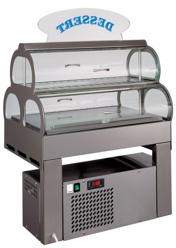 UNIS COLD SPOT chladící stolní vitrínka