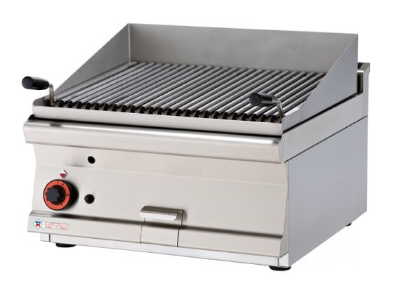 RM Gastro plynový gril lávový CWT - 66 G