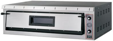 Pizza-inox Pizza pec ML9