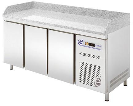 Edesa Pizza chladící stůl TP8-200-30GD