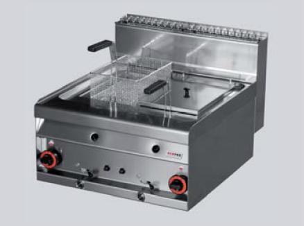 REDFOX Fritéza plynová FQ 6 G