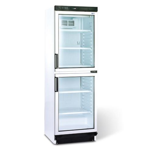 Profi prosklená lednice FS 2380