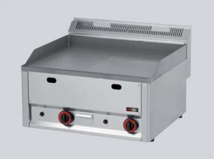 REDFOX grilovací deska kombinovaná GDHRL 66 G