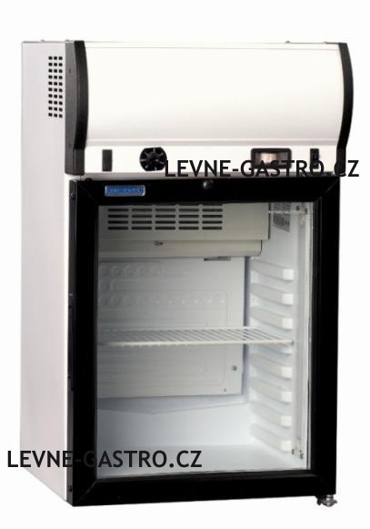 Klimasan prosklená lednice S 56 SC
