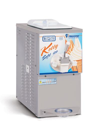 Frigomat Výrobník točené zmrzliny KETTY