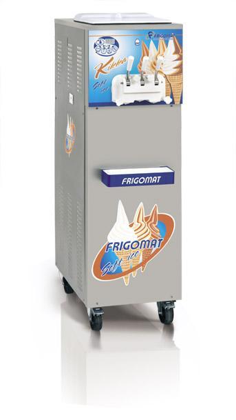 Frigomat Výrobník točené zmrzliny KIKKA 330G