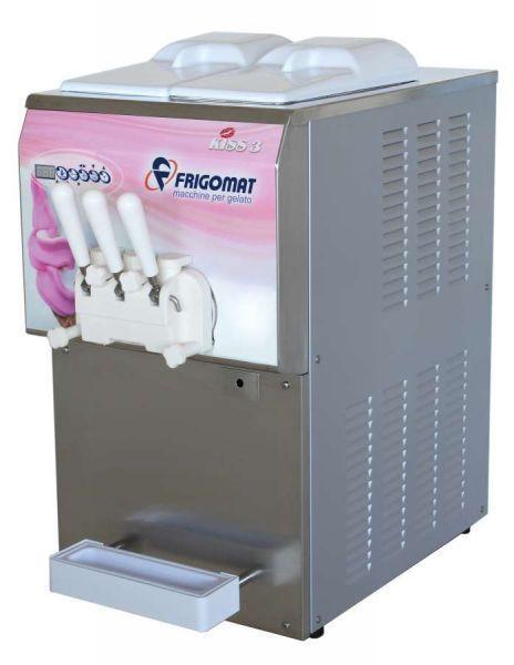 Frigomat Výrobník točené zmrzliny KISS 3P