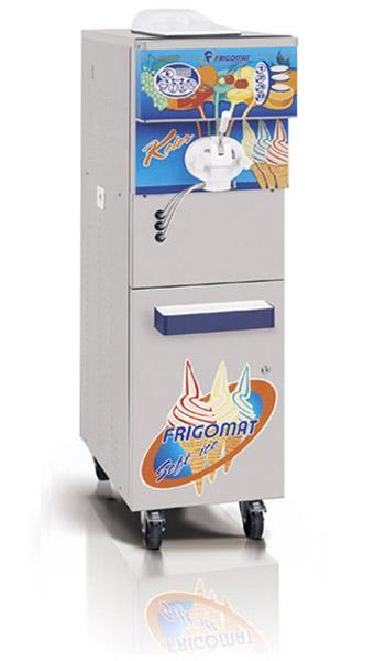 Frigomat Výrobník točené zmrzliny KOLOR P