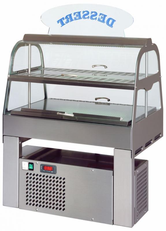 UNIS LOIRE COLD chladící stolní vitrínka
