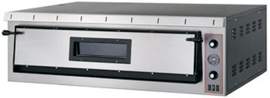 Pizza-Inox Pizza pec ML6