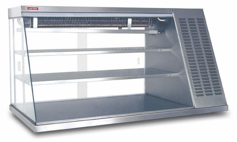 UNIS OHIO pultová chladící vitrína