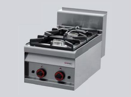 REDFOX Sporák stolní plynový - 2 hořáky PC 4 G