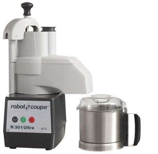 Robot Coupe R 301 D Ultra kombinovaný krouhač/kutr