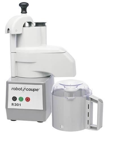 Robot Coupe R 301 D kombinovaný krouhač/kutr