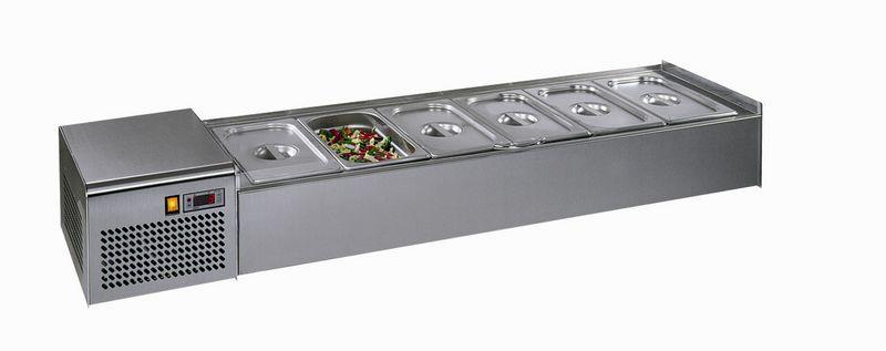 UNIS RHEIN 140 chladící stolní vitrína