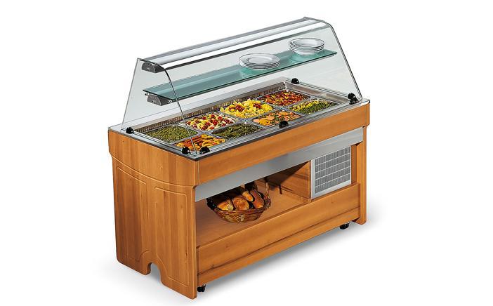 Enofrigo Chladící salátový bar RUMBA 1000 RF