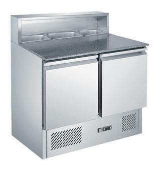 Chladící stůl Pizza SALADETA MPS-900